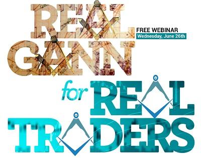 W. D. Gann online webinar